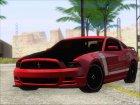 Ford Mustang Boss 302 2013 for GTA San Andreas