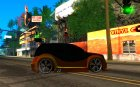 Dacia Duster Tuning v1 для GTA San Andreas вид изнутри