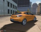 Renault Megane III Coupe for Mafia: The City of Lost Heaven rear-left view