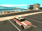 ГАЗ 31105 Волга Универсал Скорая помощь для GTA San Andreas вид слева