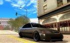 Honda Civic Sedan for GTA San Andreas rear-left view