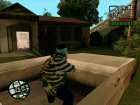Пак бандитов из гетто для SA:MP для GTA San Andreas