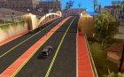 Новые Текстуры Лос-Сантоса для GTA San Andreas вид слева