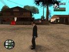 Dallas ( Payday ) для GTA San Andreas вид изнутри