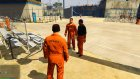 Prison Mod 0.1 for GTA 5 left view