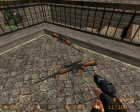 m76 для Counter-Strike Source вид слева