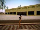 Vegas Girl скин 1 for GTA San Andreas top view