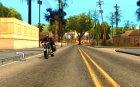 GPS навигатор с голосом for GTA San Andreas rear-left view