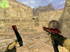 Red Elite for Counter-Strike 1.6 rear-left view