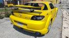 2004 Mazda RX-8 for GTA 5 inside view