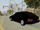 ВАЗ 2109 Бандитка Девятка для GTA San Andreas вид справа
