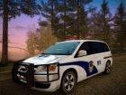 2008 Dodge Caravan China Police