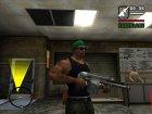Striker для GTA San Andreas вид слева