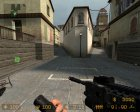 M4A1 из COD для Counter-Strike Source вид изнутри