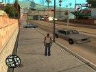 Мод Гравитация для GTA San Andreas вид сверху