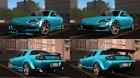 Mazda RX-8 Spirit R 2012 for GTA San Andreas rear-left view