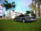 GTA IV Police Cruiser for GTA Vice City left view
