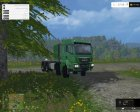 MAN TGS 41.480 SZM 8×8 V 5.1 for Farming Simulator 2015 top view