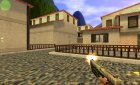 Glock Silver With Lam for Counter-Strike 1.6 left view