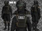 SWAT boy для GTA San Andreas вид сбоку