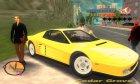 Ferrari Testarossa 1984 для GTA 3 вид изнутри