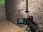 Пак оружия для удобной игры для Counter-Strike 1.6 вид сверху