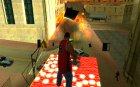 Ковер-Самолет for GTA San Andreas top view