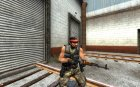 Maddi AK47 for Counter-Strike Source top view