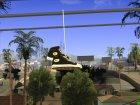 Кеды на проводах для GTA San Andreas вид сверху