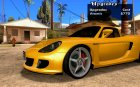 Wheels Pack NFSPS II для GTA San Andreas вид слева
