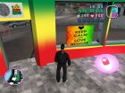 "Магазин музыки ""Rastaman"" для GTA Vice City вид сбоку"