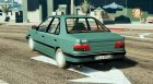 Peugeot 405 PE for GTA 5 rear-left view