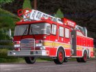 E-One Quint Rearmount SACFD Ladder 49 for GTA San Andreas