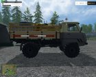 UAZ-452 v1.0 for Farming Simulator 2015 top view