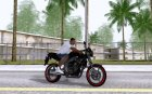 Ducati FCR900 2013 для GTA San Andreas вид сверху
