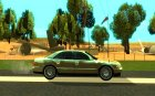 Audi A8 for GTA San Andreas inside view