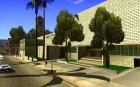 Госпиталь всех Святых for GTA San Andreas left view