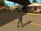 Анимации из Watch Dogs 2 (2017) for GTA San Andreas back view