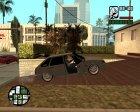 "ВАЗ 2114 Студия авто звука ""Медведь"" for GTA San Andreas rear-left view"