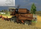 ДОН 1500А for Farming Simulator 2013 top view