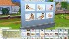 Картины с эротикой - Варгас Pin Ups для Sims 4 вид сверху