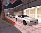 Тачки и Стволы v1.1 для GTA San Andreas вид слева