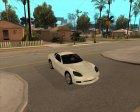 Chevrolet Corvette C6 в стиле SA for GTA San Andreas inside view