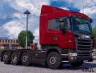 Тягач Scania R & Streamline Modifications V1.2 от RJL
