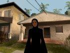 Arabian Hijab Chick для GTA San Andreas вид сверху