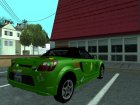 Toyota MR-S Tunable для GTA San Andreas вид сверху
