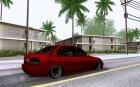 Honda Civic 16 LK 664 for GTA San Andreas top view