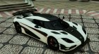 2014 Koenigsegg One:1 v1.1 for GTA 5 inside view