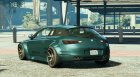 Alfa Romeo Brera Custom for GTA 5 rear-left view