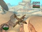 """C-130H Hercules """"GTA V Titan"""" для GTA San Andreas вид изнутри"""